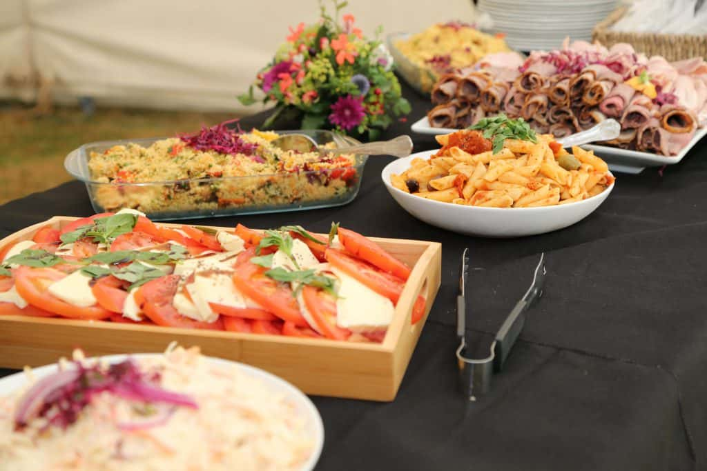 Private party catering North Devon